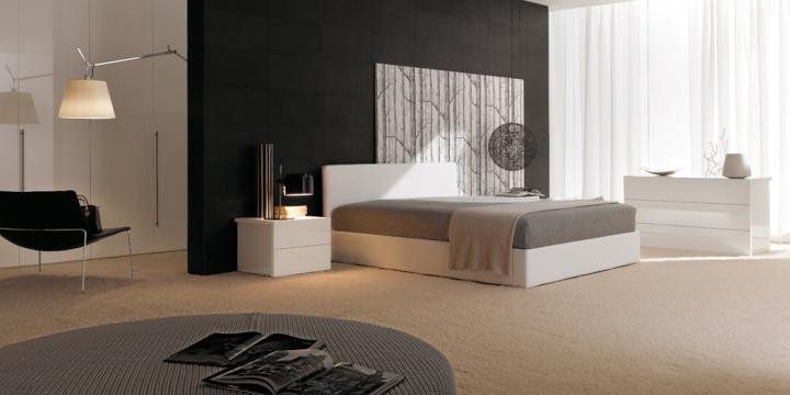 Camere da letto moderne cubadak torino - Camere da letto singole moderne ...
