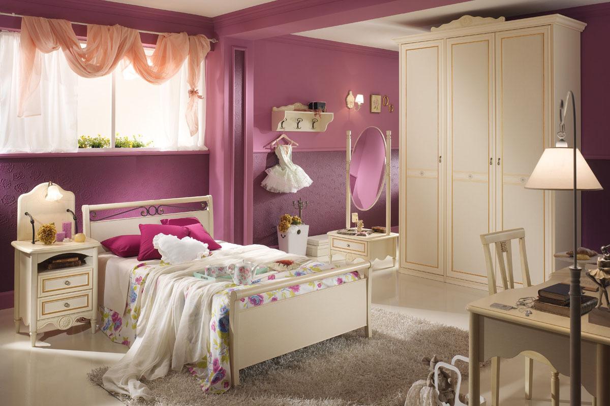 Camere Da Letto Classiche Romantiche: Camera da letto a ponte ...