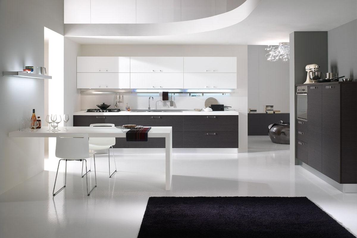 Cucine componibili moderne cubadak torino - Cucine italiane design ...