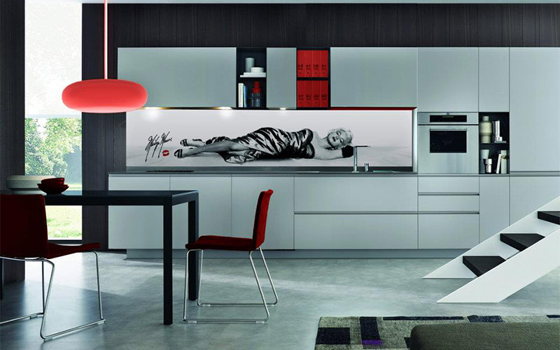 Perfect pannelli decorativi per cucine idee di design per - Pannelli decorativi ikea ...